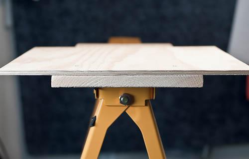my shooting table