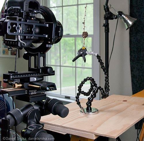 My shooting setup. danielsroka.com