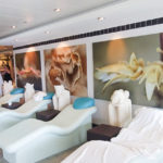 Art on a cruise ship
