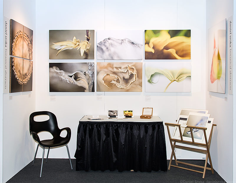 My booth at Artexpo New York 2013.